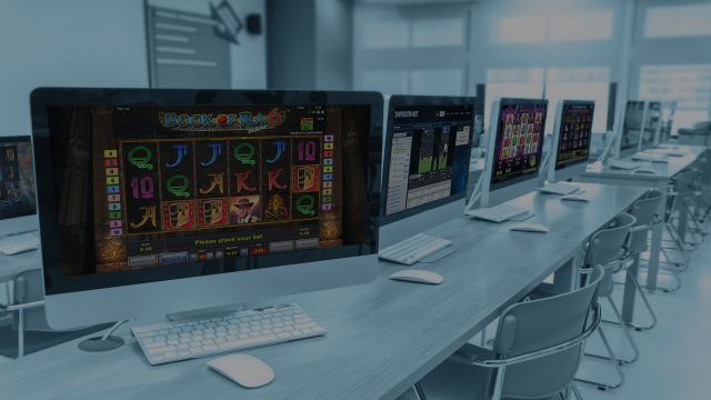 Internet cafe casino  Imperium-Games offer software, cyber clubs